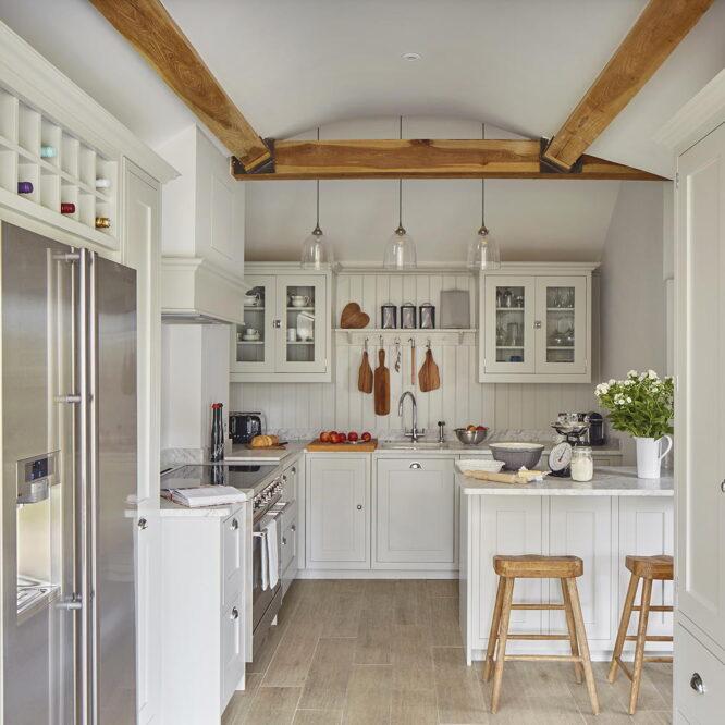 Small Kitchen Design Concept